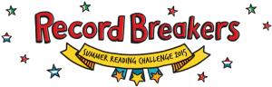 Record Breakers Reading Challenge